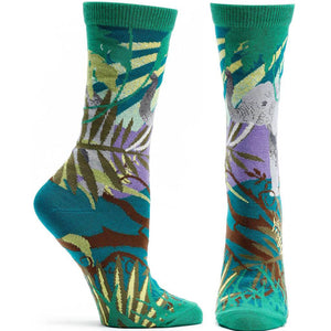 Ozone Elephant Jungle Socks WC1240-15