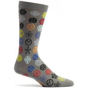 Ozone Emblem Dots Socks MC116-18