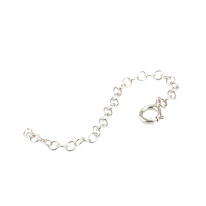 Kris Nations Extender Chain Silver EXT-S