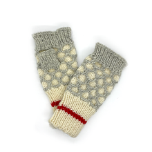 Northern Watters Bubble Fingerless Mittens Work Sock 107BFLWS09