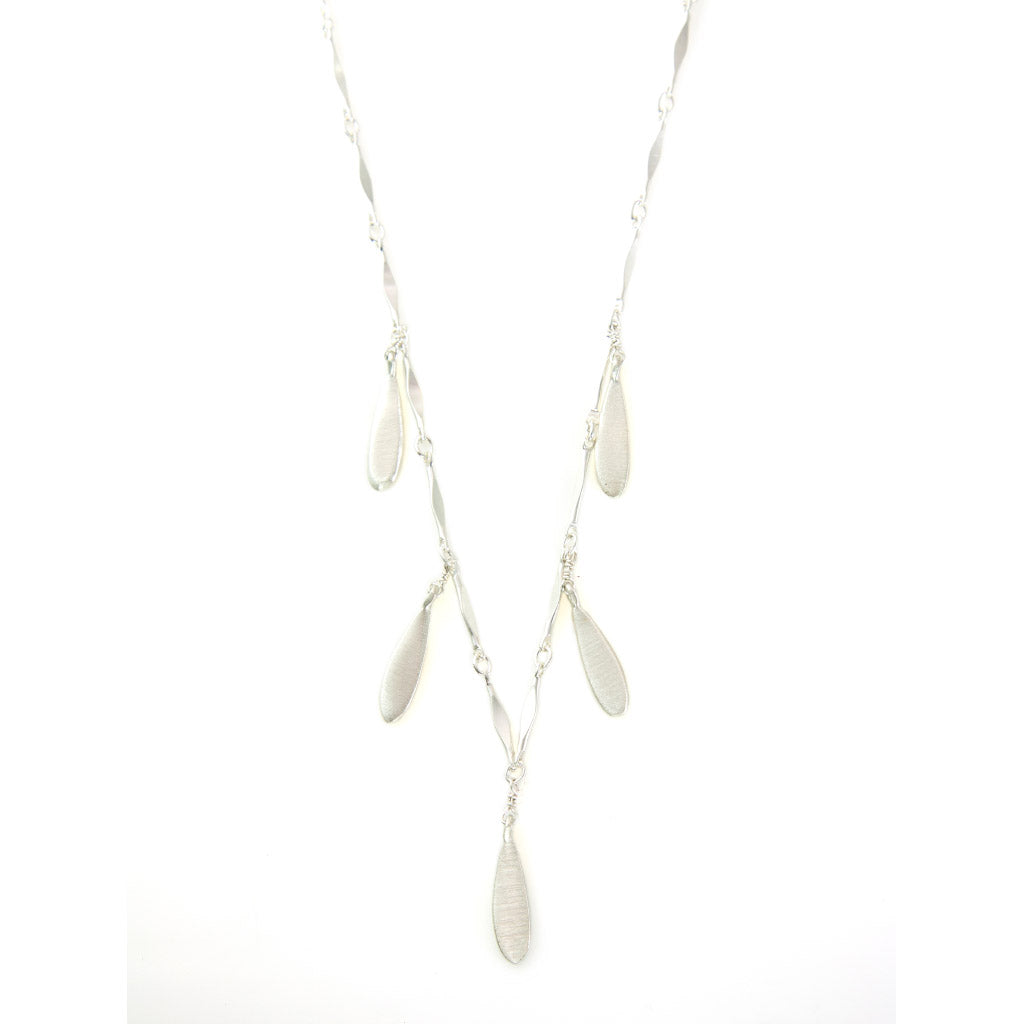 Philippa Roberts Five Drops Necklace 140-35sn
