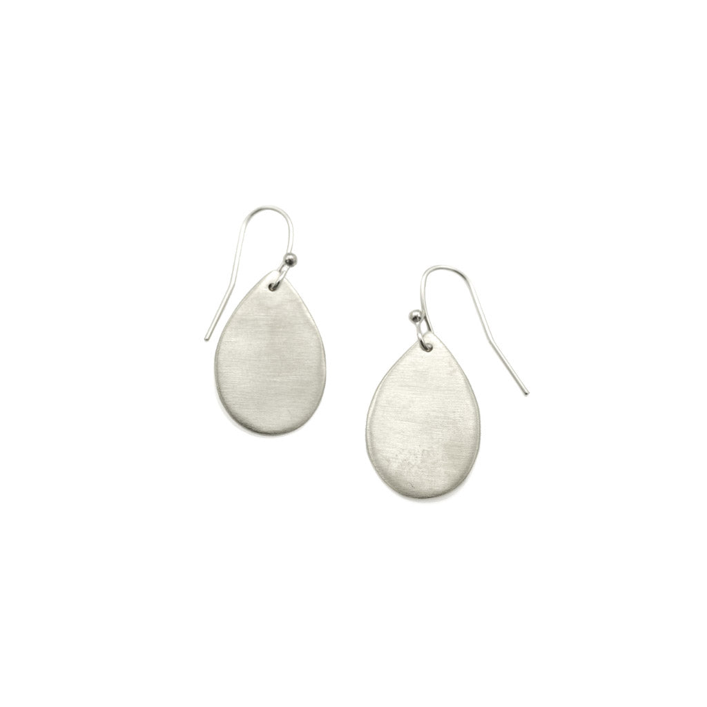 Philippa Roberts Flat Drop Earrings 10402se