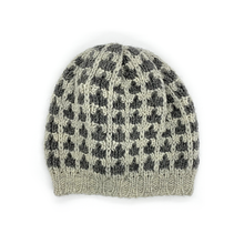 Northern Watters Flowerhead Beanie Toque Haze/Dark Grey 107FH20304