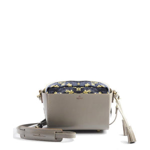 Uppdoo Grey Mingle Classic Pouch