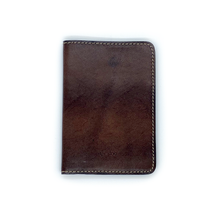 Uppdoo Journey Passport Holder Chocolate
