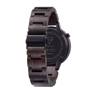 Kerbholz Lamprecht Sandalwood Watch 4251240409924