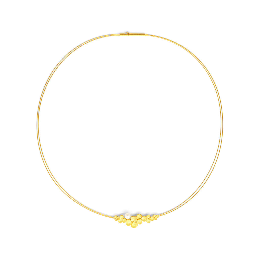 Bernd Wolf Lentje Pearl Necklace 84152656
