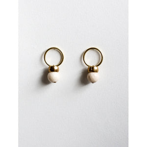Michelle Ross Leo Riverstone Earrings HE21