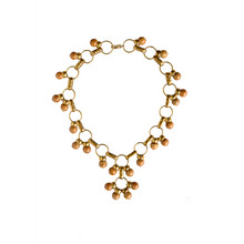 Michelle Ross Liliam Ochre Necklace MN41