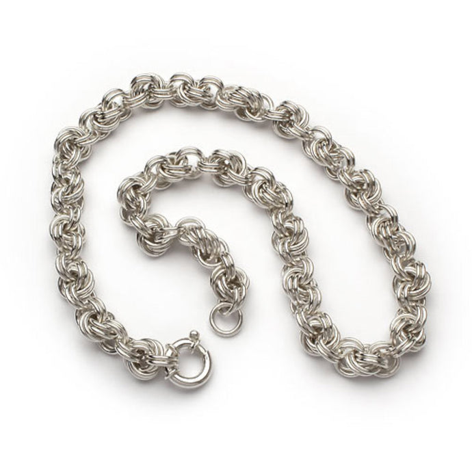 Lisa Ridout Love Knot Necklace