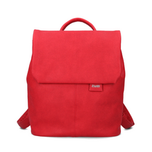 ZWEI Mademoiselle MR8 Canvas-Red Backpack MR8CRED