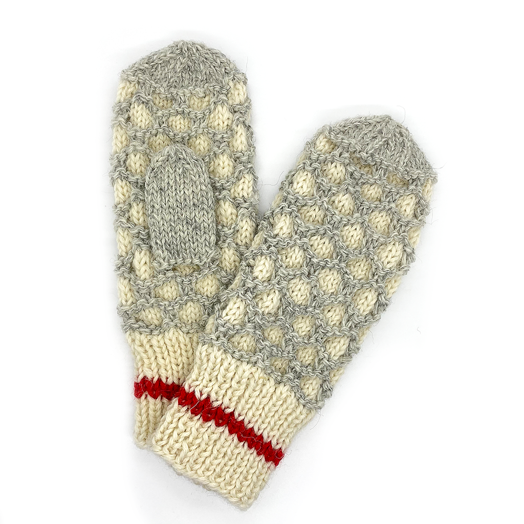 Northern Watters Classic Bubble Mittens Work Sock 107MT3WS09
