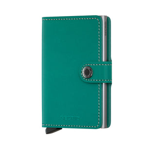 Secrid Original Emerald Miniwallet