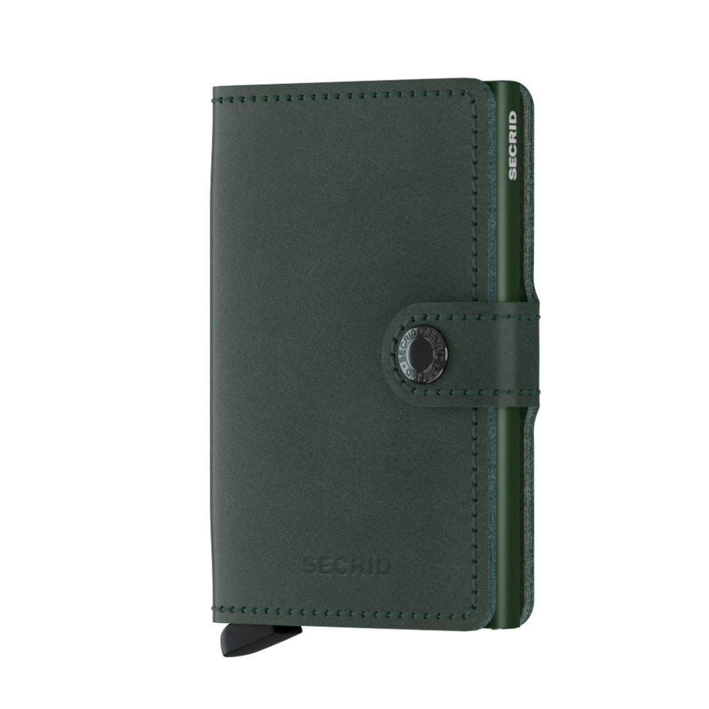 Secrid Original Green Miniwallet