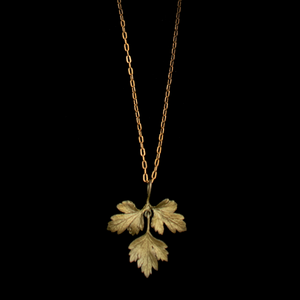 Petite Herb Parsley Pendant