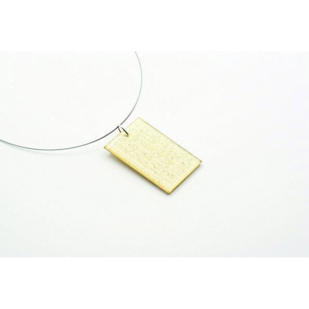 dconstruct Pure Gold Necklace PG-NR-18