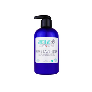 Soapstones Pure Lavender Hand & Body Lotion
