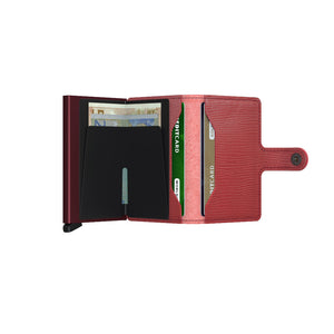 Secrid Rango Red-Bordeaux Miniwallet