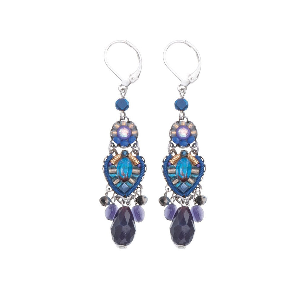Ayala Bar Sapphire Rain Savory Earrings C1061