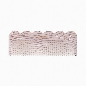 Poketo Shell Wave Comb 12302