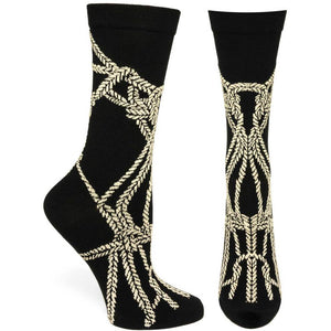 Ozone Shibari Seductress Socks WC1262-10