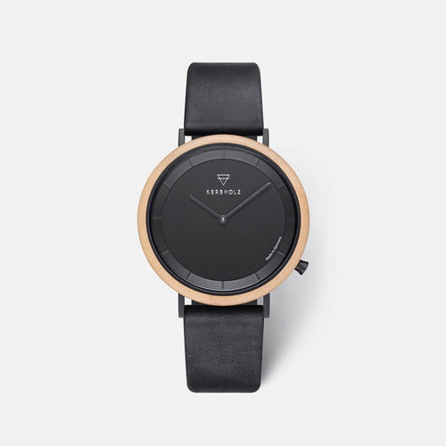 Kerbholz Slim Midnight Maple Watch 4251240407401