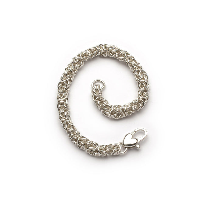 Lisa Ridout Small King's Link Bracelet