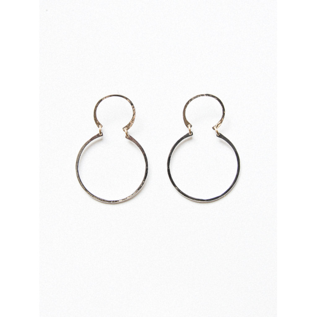 Michelle Ross Sol Earrings HE12