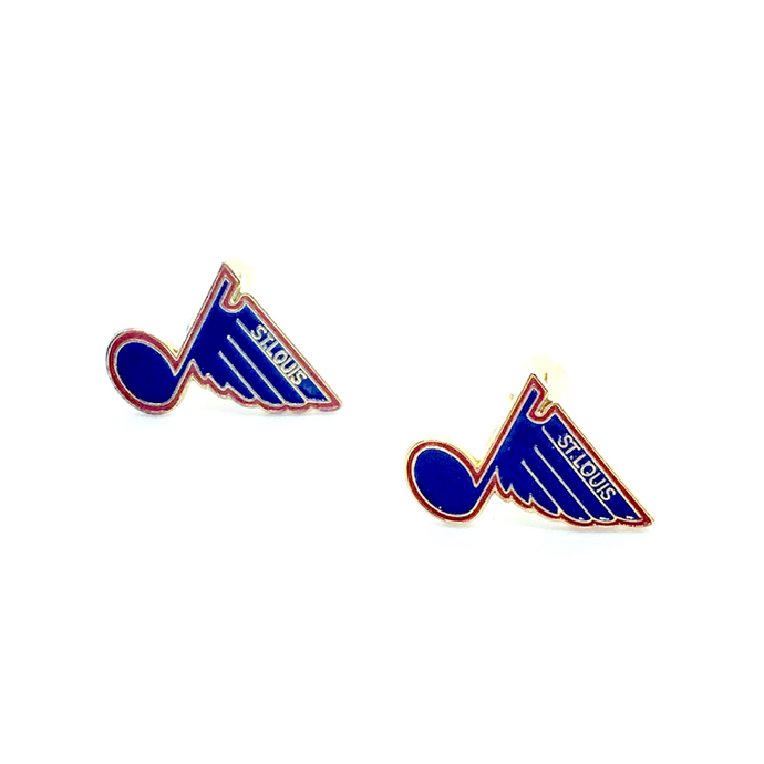 Cuff Stuff St. Louis Blues Cufflinks CU0LN1