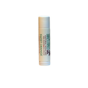 Soapstones Sweet Orange Lip Balm
