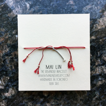Mai Lin The Best Is Yet To Come Encompass Holiday Reminder Bracelet