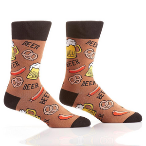 Yo Sox The Wurst Men's Crew Socks 410747