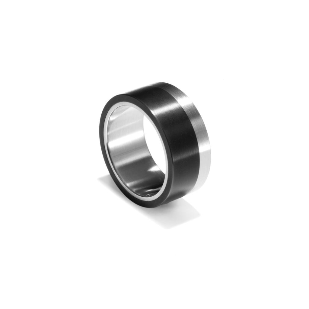 KONZUK Union Wedding Ring 10mm KMR137