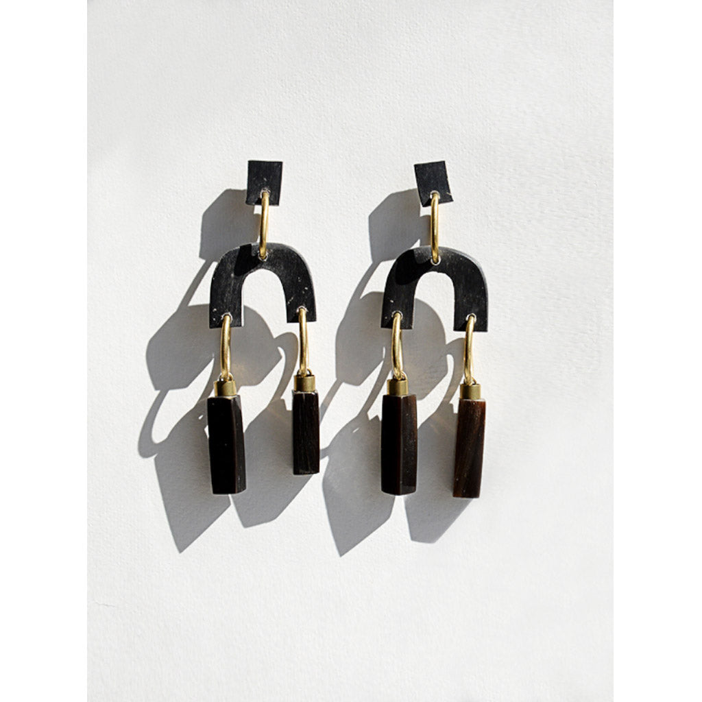 Michelle Ross Varo Earrings LE18