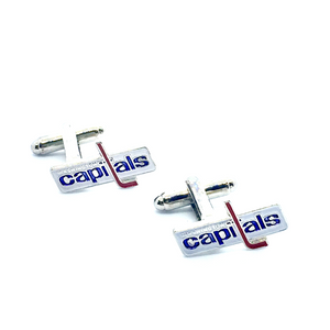 Cuff Stuff Washington Capitals Cufflinks CU0LC1