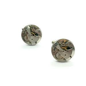 Cuff Stuff Watch Mechanism Cufflinks CU0WM1
