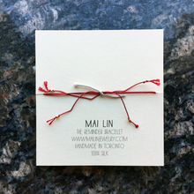 Mai Lin You Mean So Much To Me Encompass Holiday Reminder Bracelet