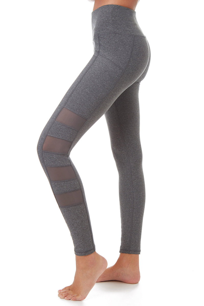Gottex Studio Solid Paneled Legging