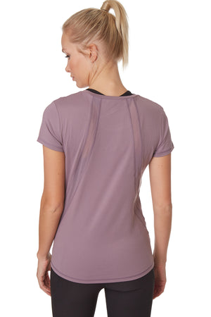 Round Sleeve Top - Gottex Studio