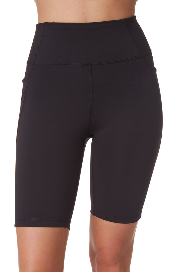 Active Biker Shorts - Gottex Studio