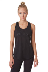 Self Love Burn Out Tank Tee - Gottex Studio