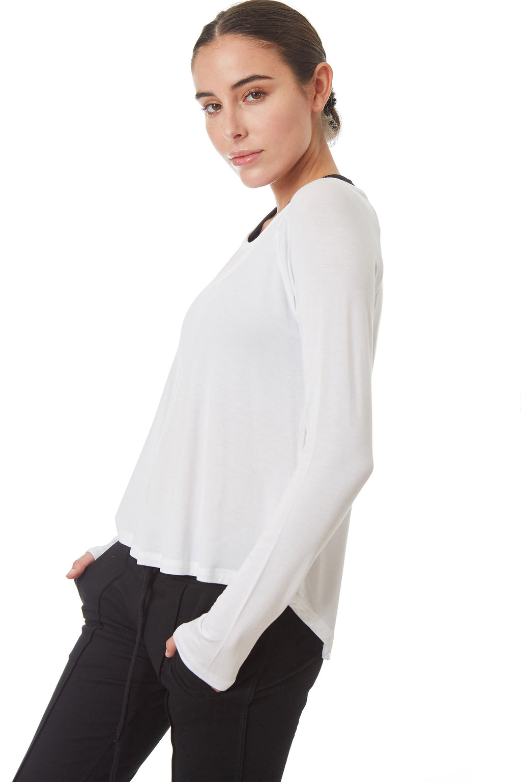 Gottex Studio Brooklyn Long Sleeve Top - Gottex Studio