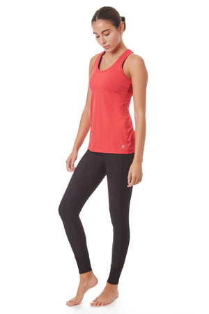 Gottex Studio Rib High Waisted Dance Legging - Gottex Studio