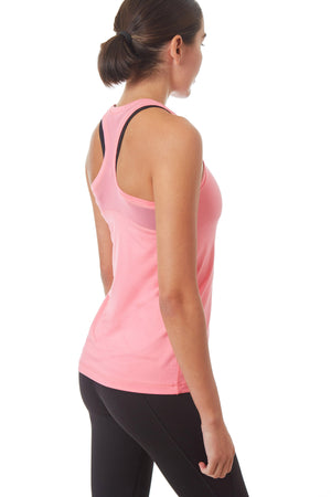 Gottex Studio Fitted Racer Back Tank Top - Gottex Studio