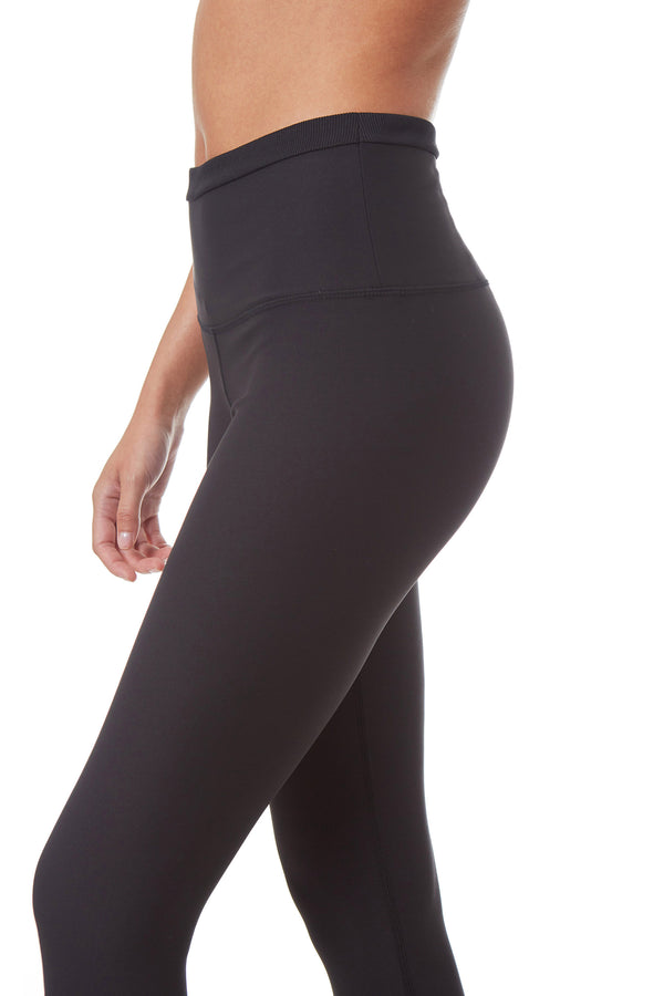 Gottex Studio Rib High Waisted Celine Legging - Gottex Studio