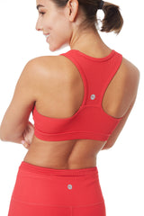 Ribbed Active Racer Back Bra - Gottex Studio