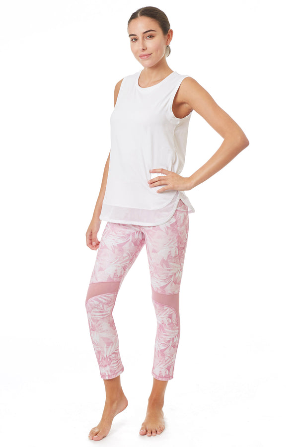 X By Gottex Distance Ankle Legging - Gottex Studio