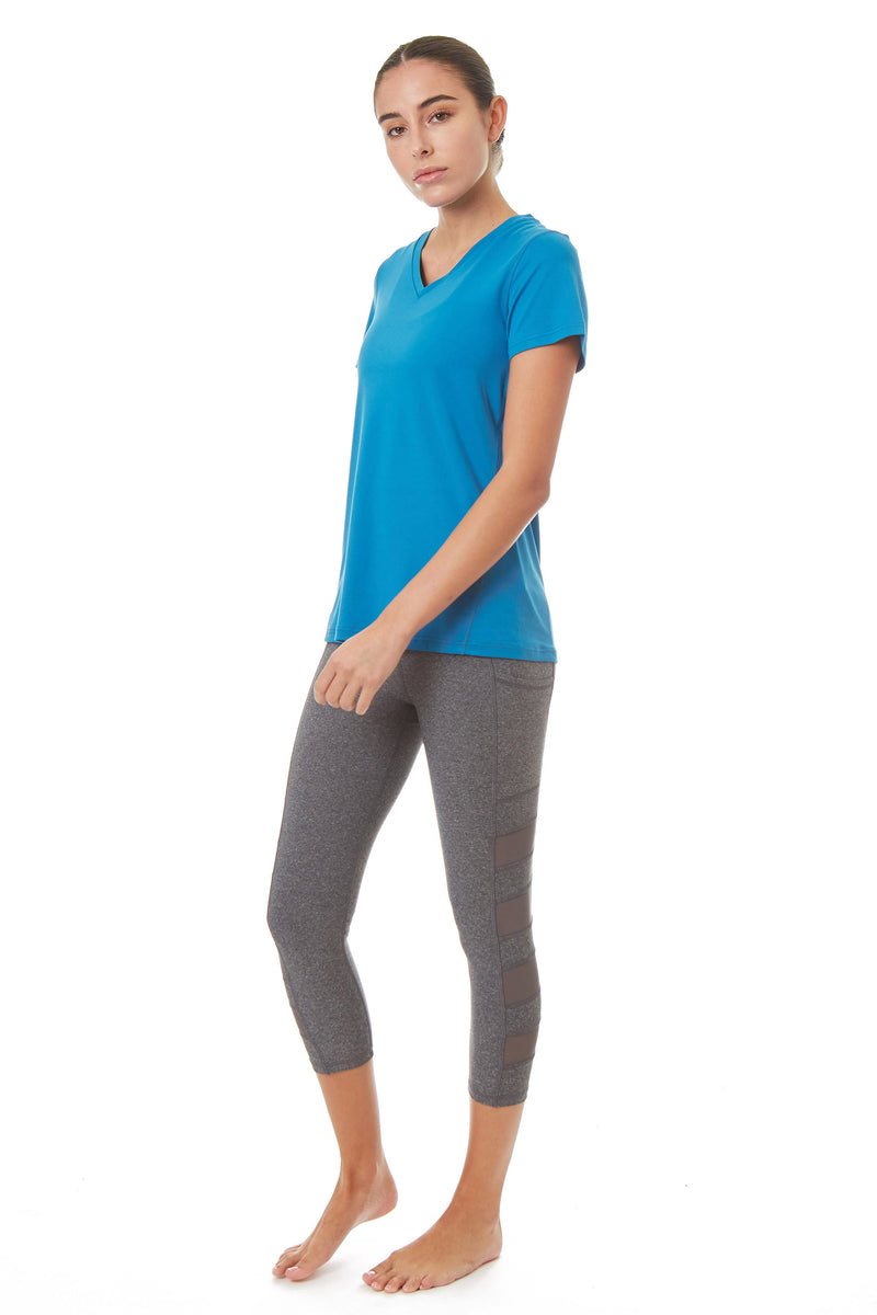 Gottex Studio Active Half Sleeve Top