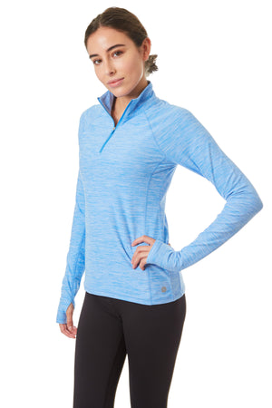 Gottex Studio Brushed Half Zip Jacket - Gottex Studio