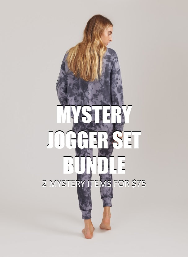 Chicmi Sample Sale Mystery Jogger Set Bundle (Final Sale)